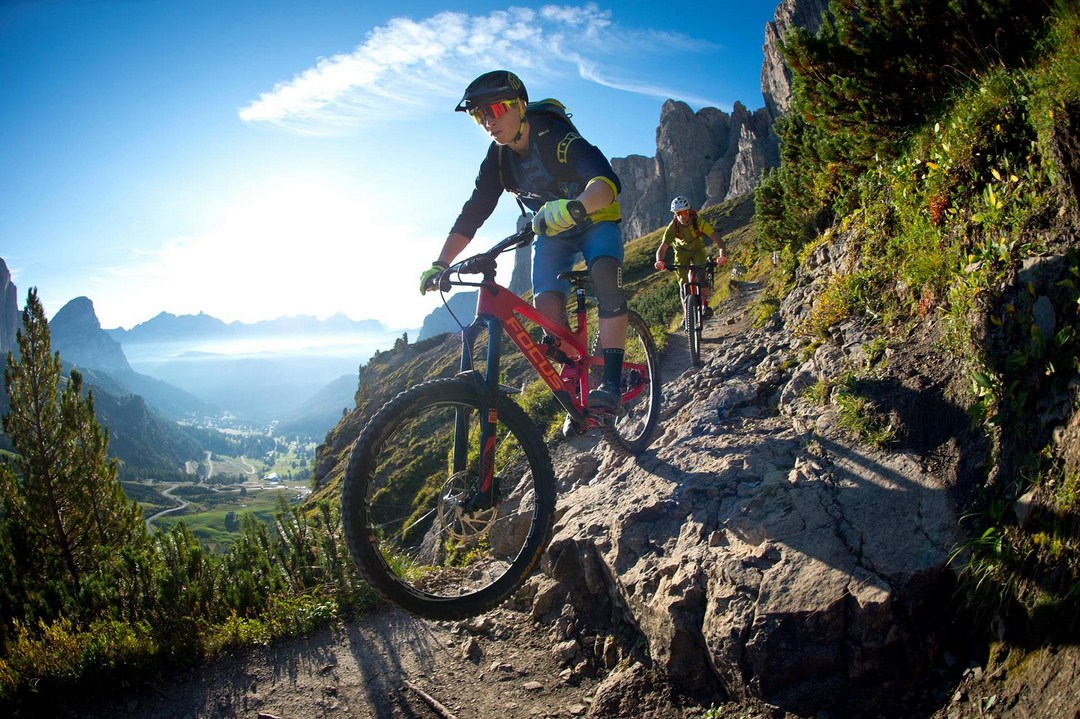 Dolomiten FOCUS Trail Team
