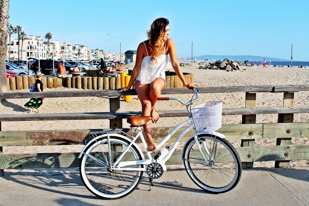 beach cruiser bike venice beach