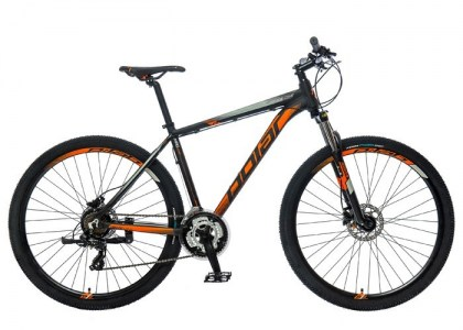 BICIKL POLAR MIRAGE COMP black-grey-orange